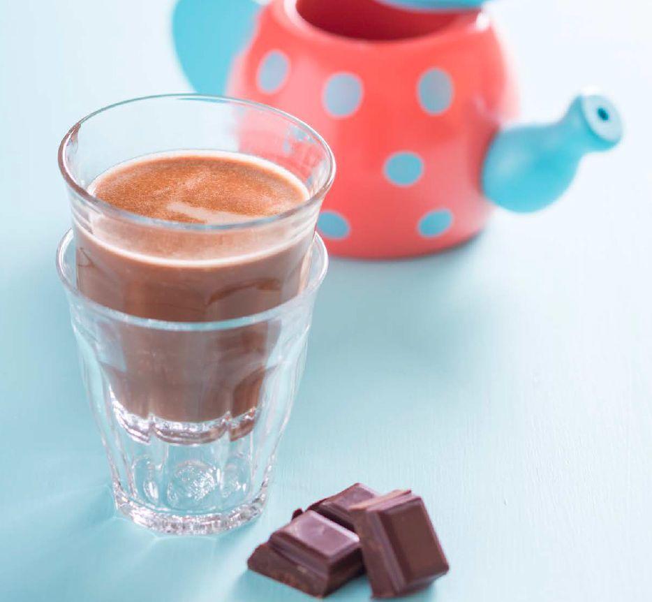 Recette du chocolat chaux agave | Bébé M
