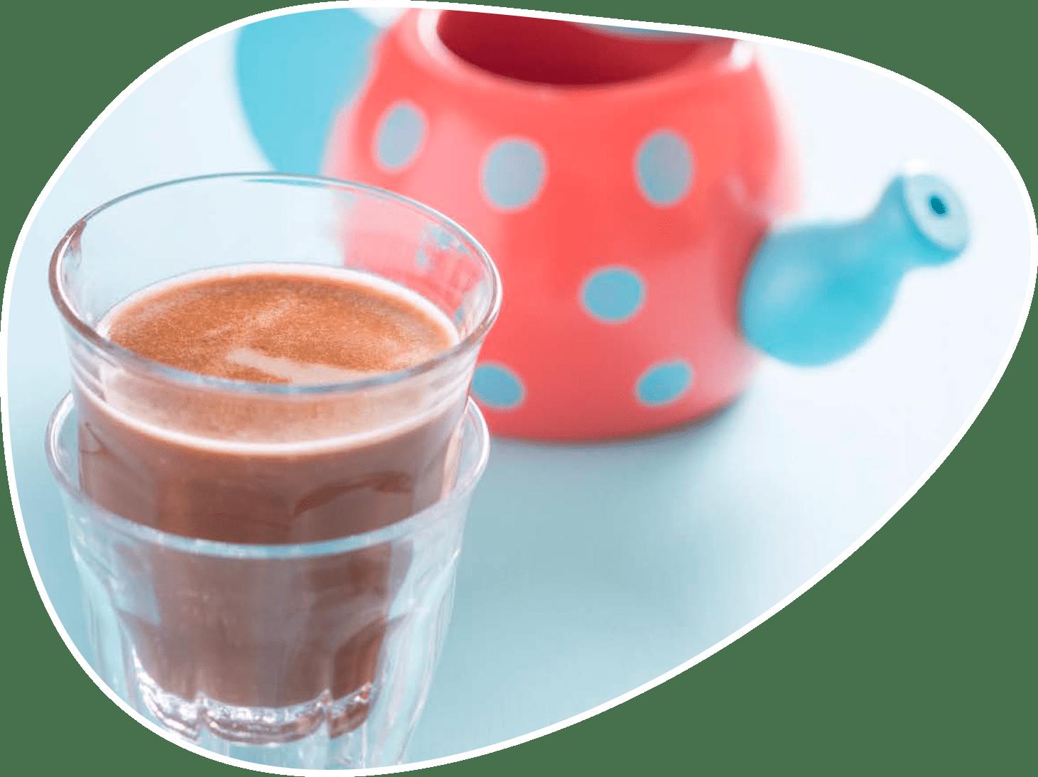 Recette chocolat chaud pour bébé | Bébé M