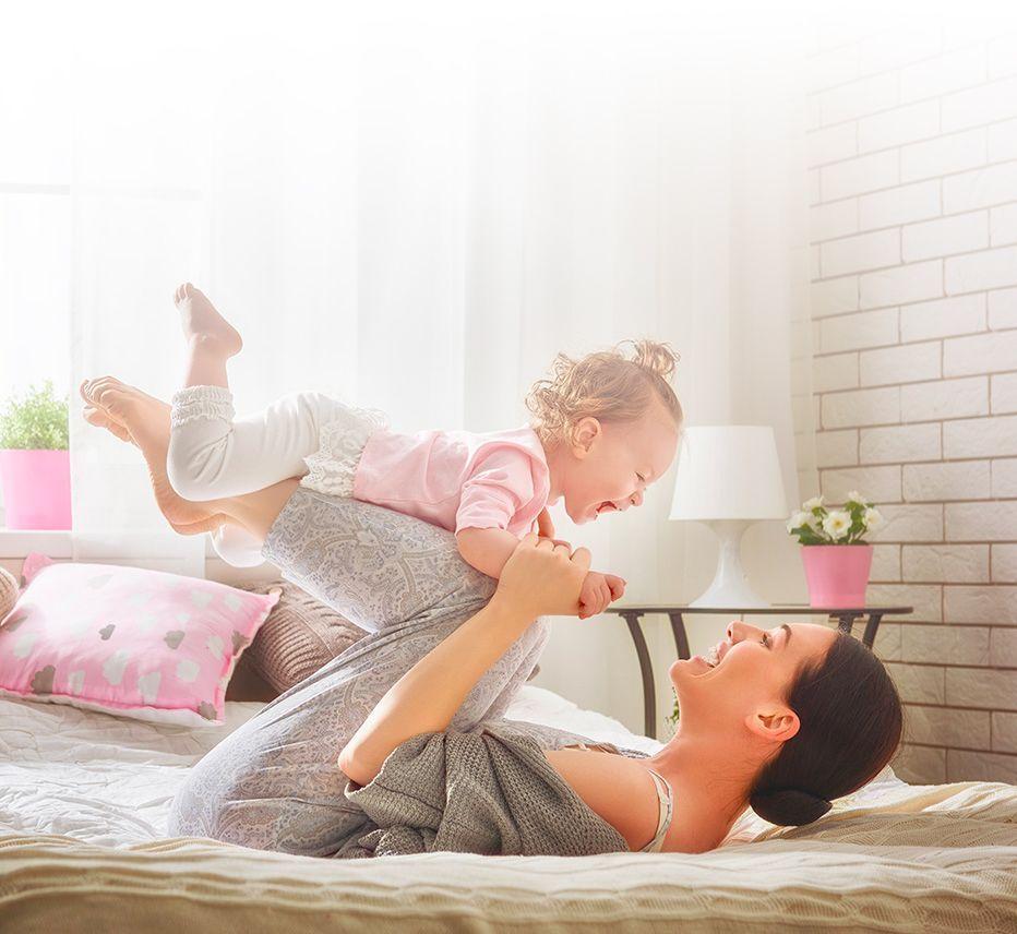 Des produits bio pour l'éveil de bébé | Bébé M