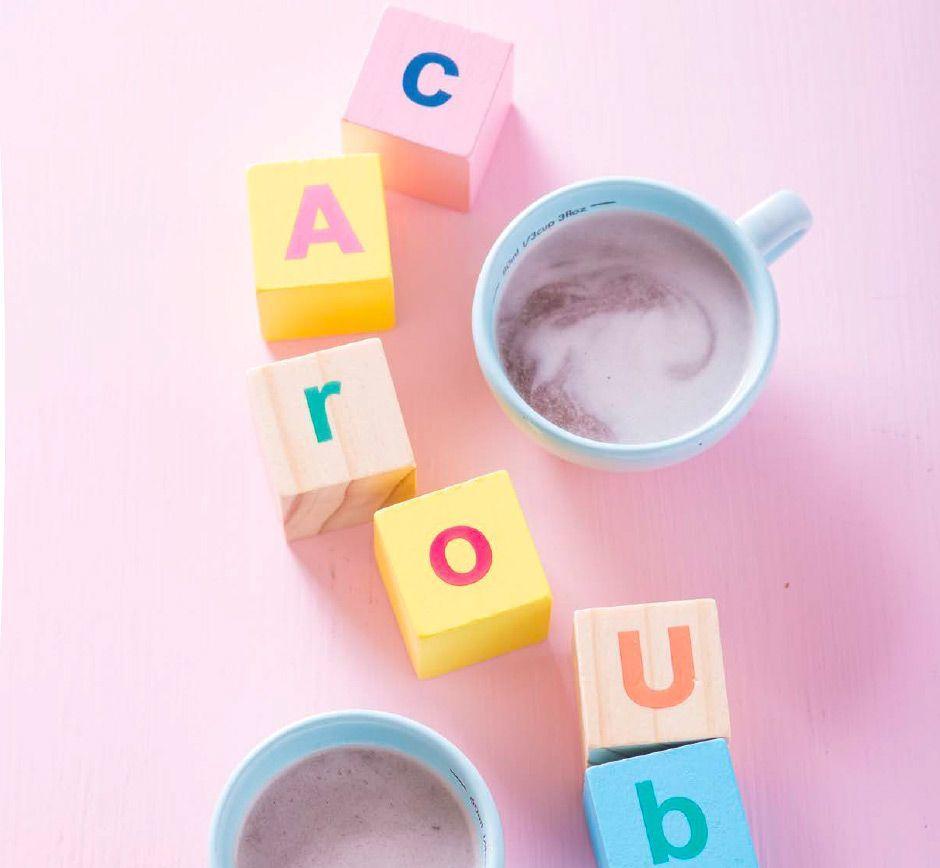 Recette lait caroube cardamome pour bébé | Bébé M