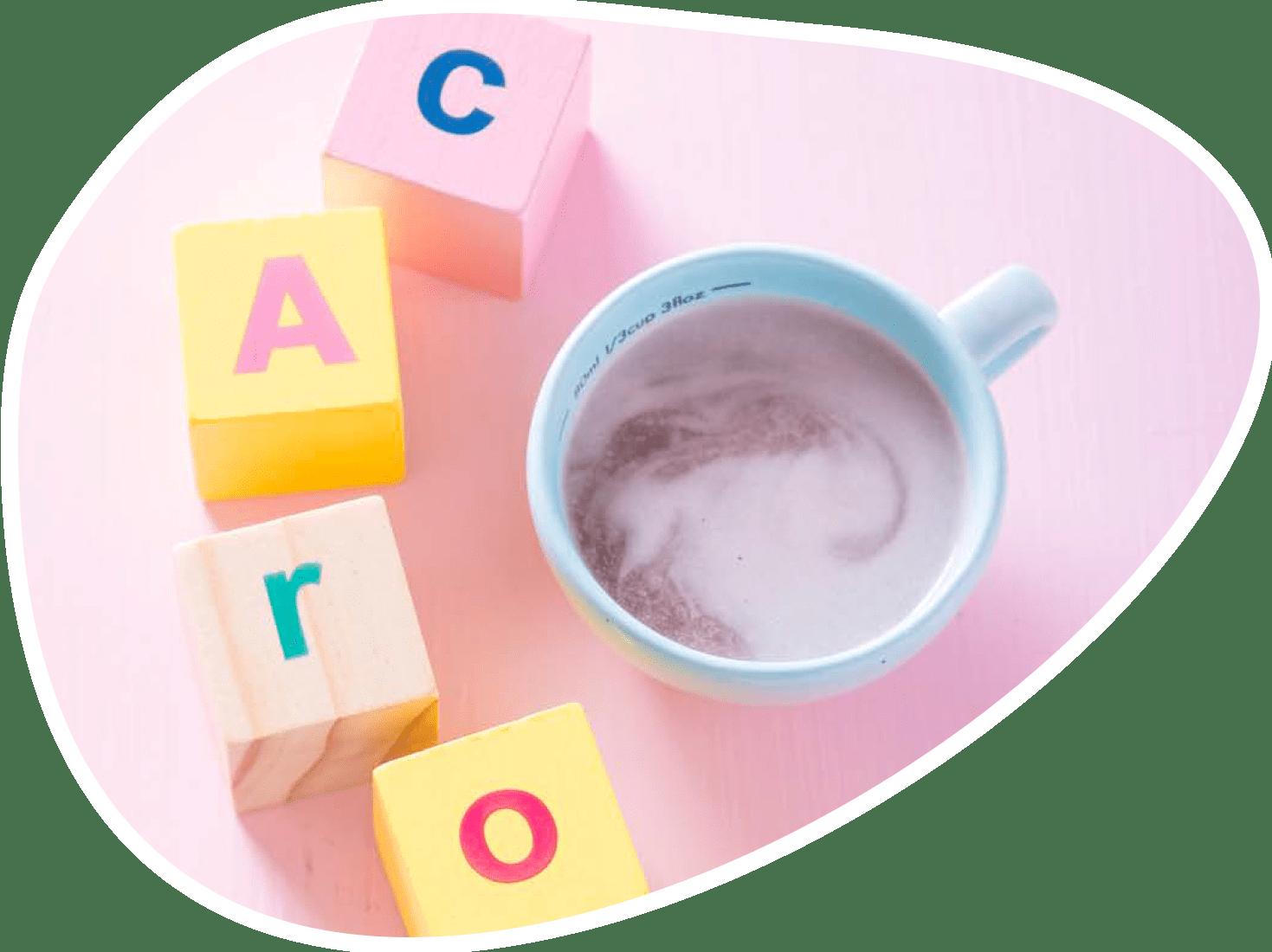Recette lait caroube cardamome | Bébé M