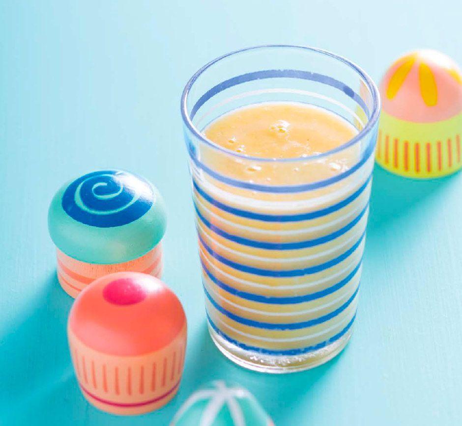 Recette smoothie à la mangue pour bébé | Bébé M