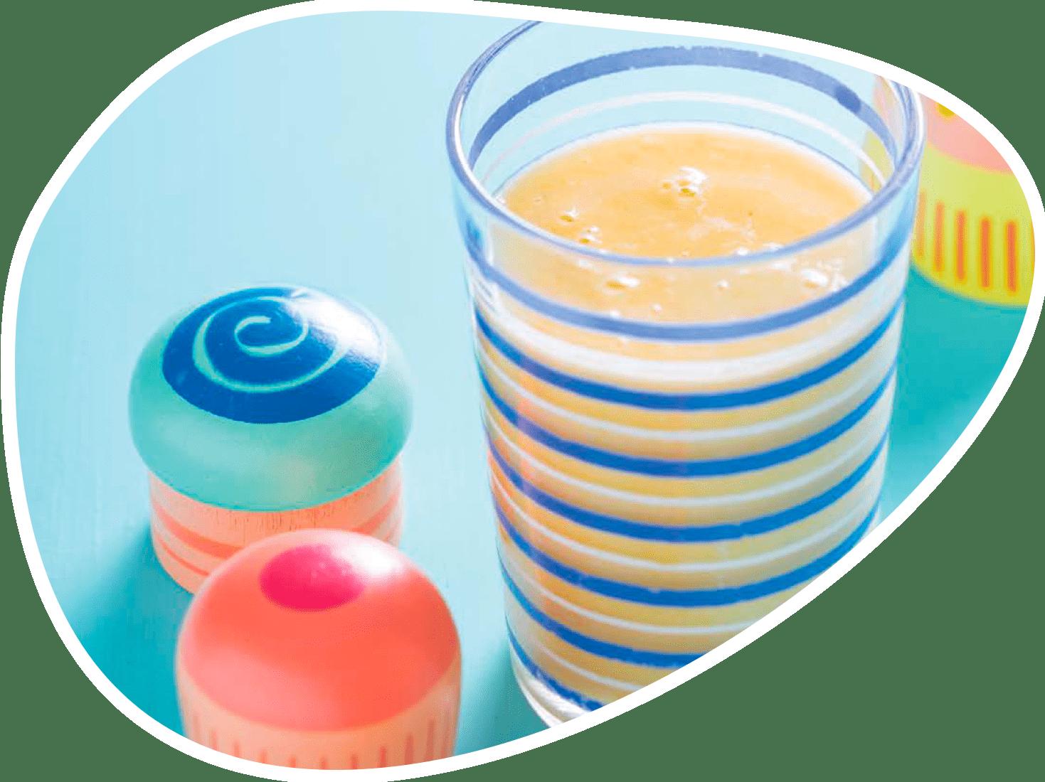 Recette du smoothie à la mangue | Bébé M