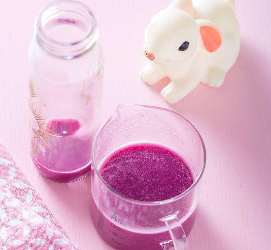 Recette soupe à la carotte violette pour bébé | Bébé M