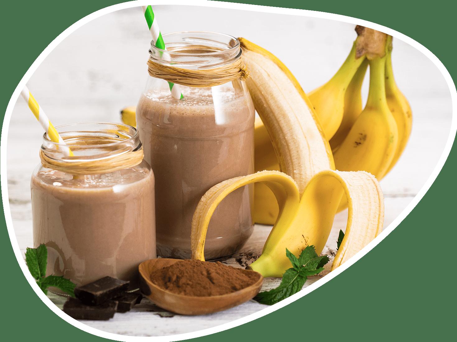 Recette bouillie banane et cacao pour bébé   Bébé M
