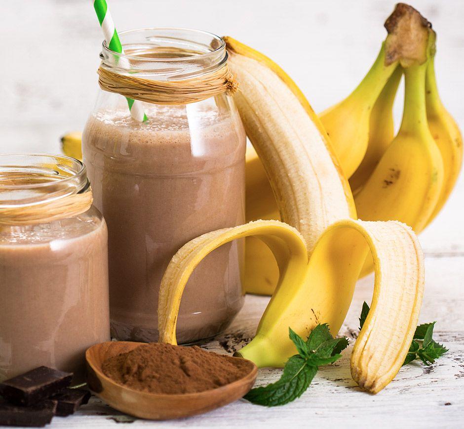 Recette bouillie banane cacao pour bébé | Bébé M
