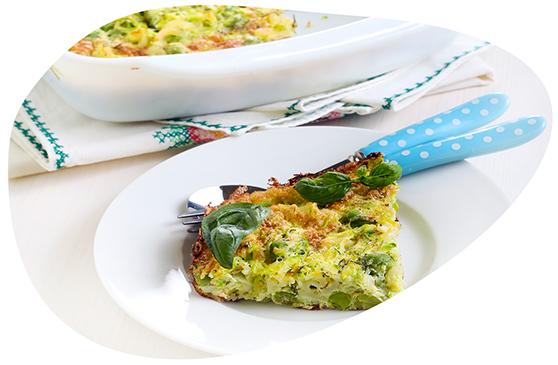 Recette flan aux légumes | Bébé M
