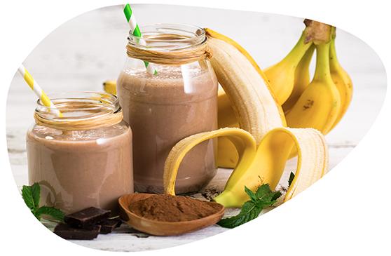 Recette bouillie banane et cacao pour bébé | Bébé M