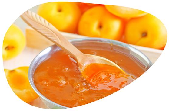 Recette douceur de fruits   Bébé M