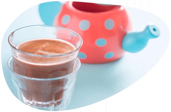 Recette chocolat chaud pour bébé   Bébé M
