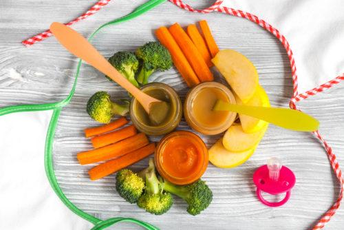 L'alimentation végétale pour un bébé, est-ce possible ? - Bébé M