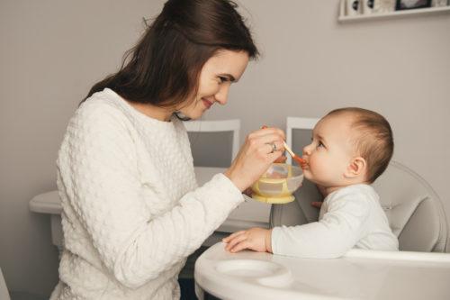 Les céréales pour bébé pour le soir ? - Bébé M